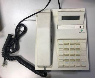 Teléfono fijo antiguo venturer 2300