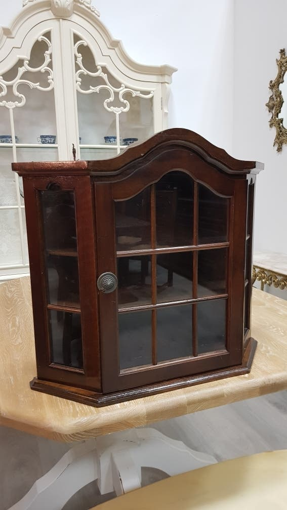 vitrina Rustica
