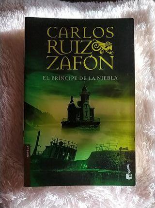 EL PRINCIPE DE LA NIEBLA. CARLOS RUIZ ZAFON.