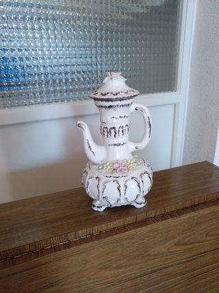 Tetera porcelana