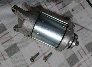 Motor de arranque kawasaki vulcan EN500