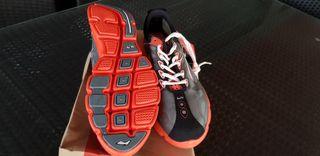 zapatillas running li-ning