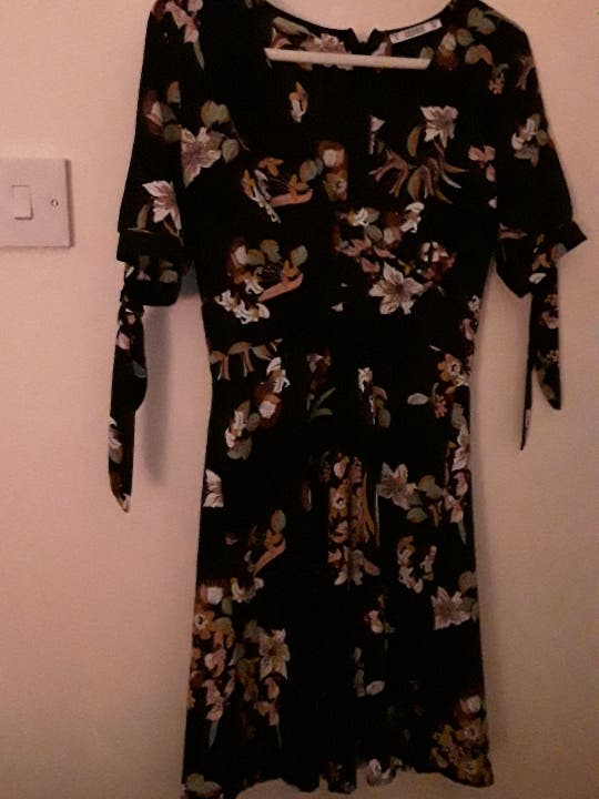 Pull&Bear black dress