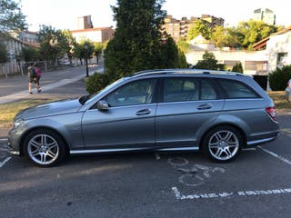Mercedes-benz Clase C 220 estate.