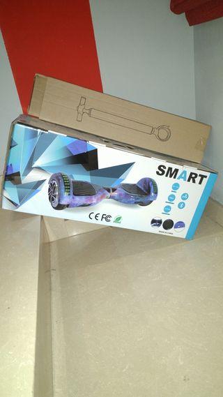 patín eléctrico hoverboard nuevo