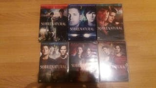 sobrenatural 6 temporadas