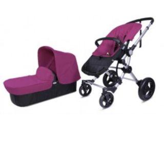 Cochecito y silla de paseo baby ace