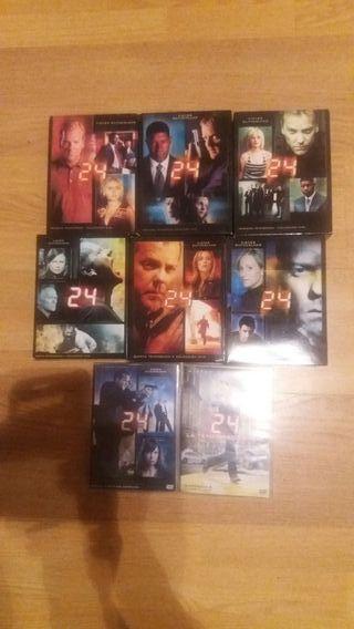 serie 24 horas 8 temporadas