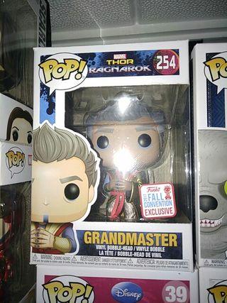 Grandmaster funko pop