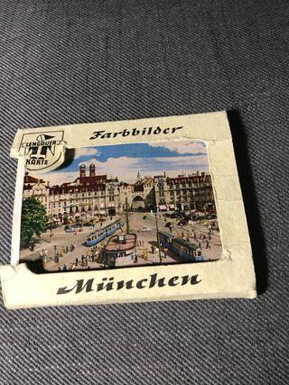 Postales de MÜNCHEN