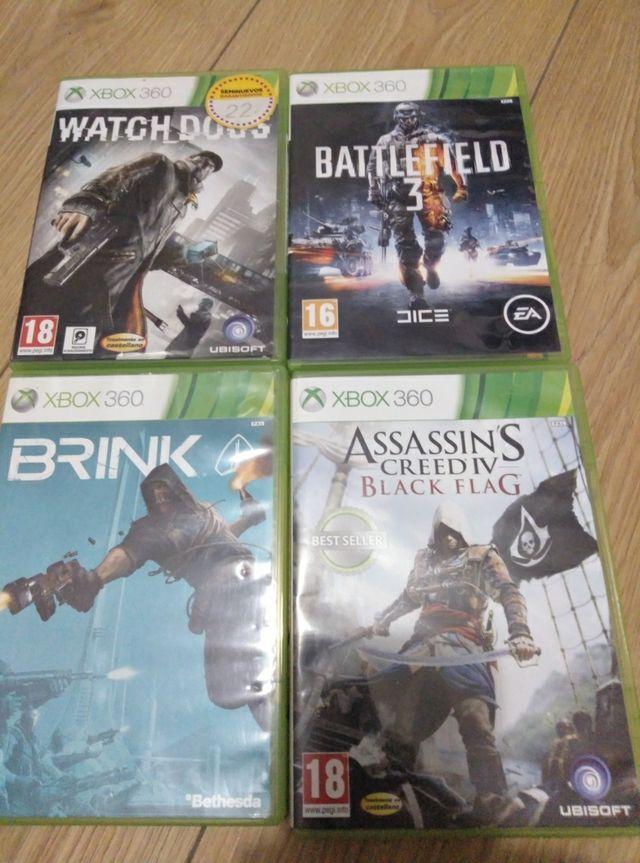 Juegos Xbox 360 De Segunda Mano Por 5 En Valencia En Wallapop