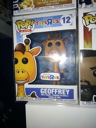 Geoffrey funko pop