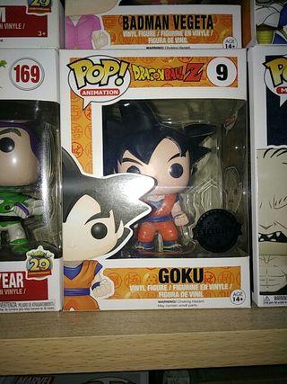 Goku Exclusive funko pop