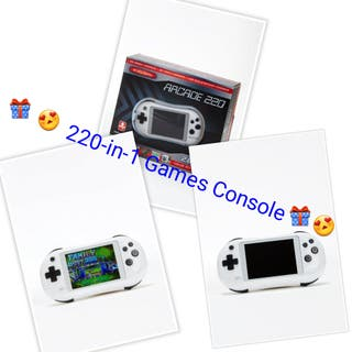 220-in-1 Games Console