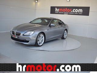 BMW Serie 6 640dA Coupé