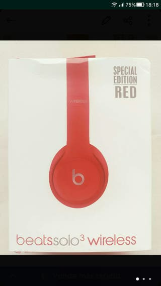 Vendo auriculares beats solo3 wireless