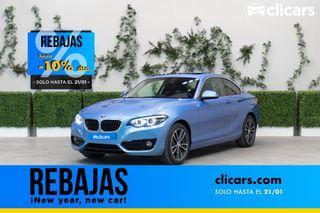 BMW Serie 2 220iA