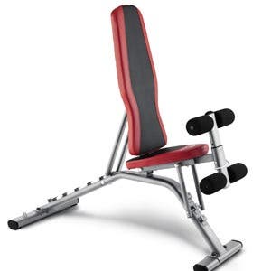 Banco de musculación BH Fitness G320