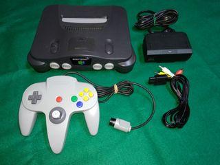 Nintendo 64 en buen estado