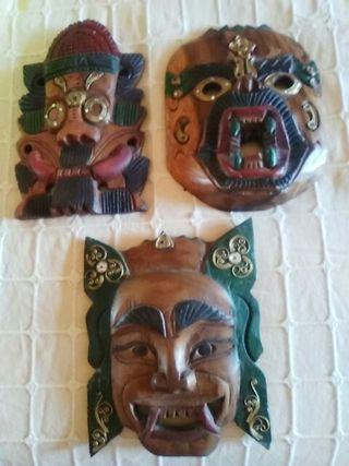 máscaras tailandesas