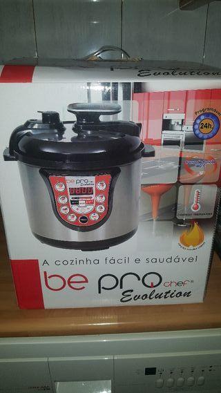 Robot de cocina Be Pro Chef Evolution