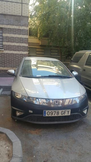 honda civic honda civic 2008