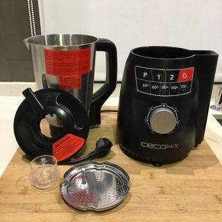 Robot de cocina multifunción.