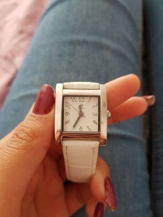 Reloj de piel