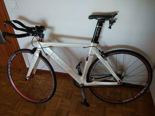 Bicicleta Aereo Carretera Triathlon Carbono