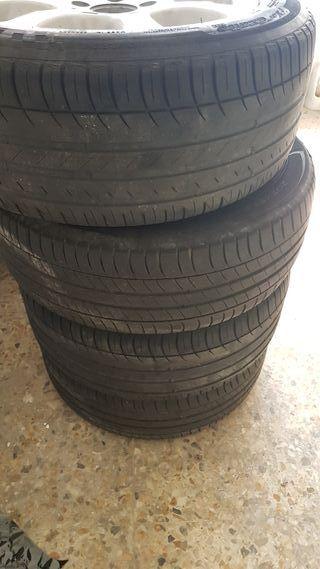 llantas con neumáticos 16 Mercedes clk 209