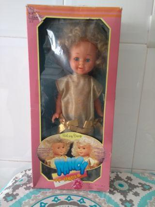 Muñeca Nancy te habla