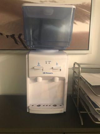 Máquina Fuente agua cómodisima