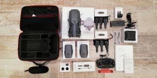 MAVIC PRO DJI Drone Impecable con accesorios