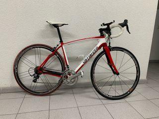 Specialized carbono Roubaix