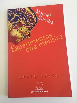 Libro Experimentos coa mentira