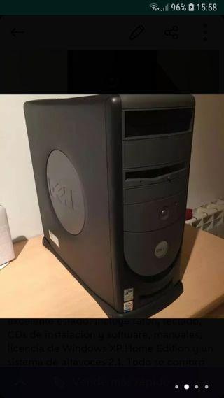 Ordenador de sobremesa (torre) Dell