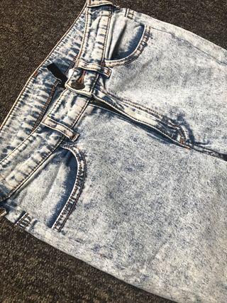 Jeans femme slim H&M