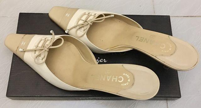 Zapatos Chanel