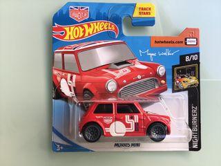 Hot wheels Mini Morris