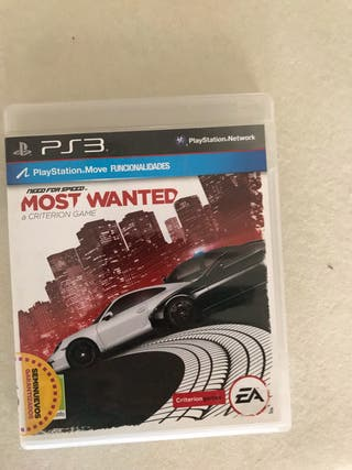 NFS Most Wanted 2 Play 3