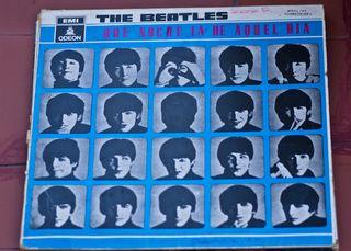 """LP Beatles """"Que noche la de aquel día"""""""