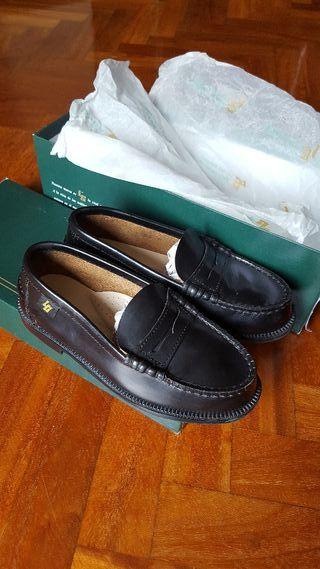 Zapatos Castellanos niño