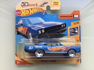 Hot wheels Road Runner '70 50th
