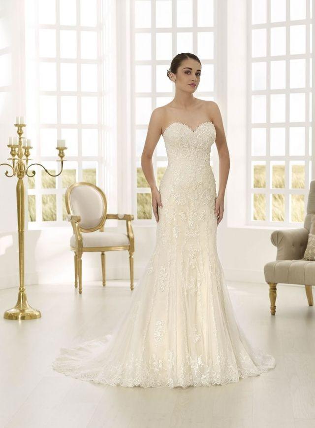 vestido de novia vertize gala 2018 de segunda mano por 500 € en