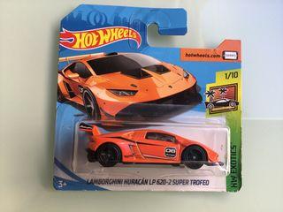 Hot wheels Lamborghini Huracan Lp620-2