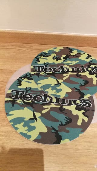 Slipmats Technics Patinadores