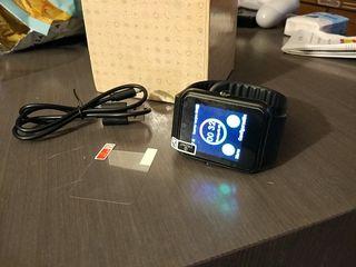 smart watch táctil con altavoz y llamada