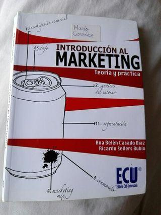 Libro Introducción al Marketing
