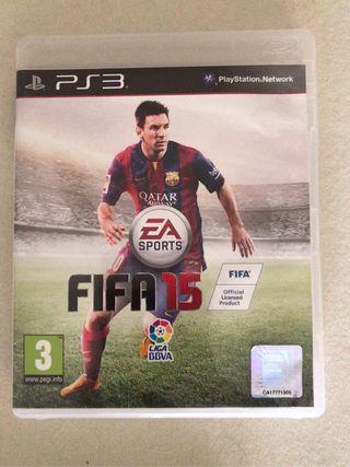 FIFA 2015 2014 2012 Play 3