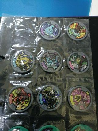 medallas yokai serie 4